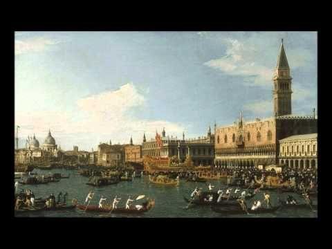 Tomaso Giovanni Albinoni, Concierto para trompeta en re menor op. 9, nº2. - YouTube