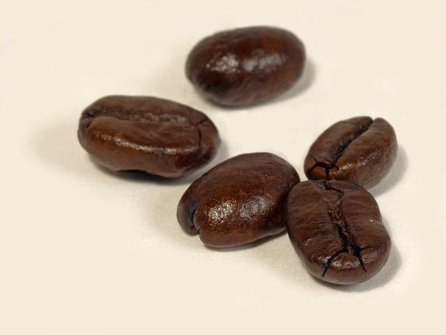 Coffee Meringue Pyramid