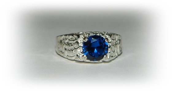 X  Sapphire Rings