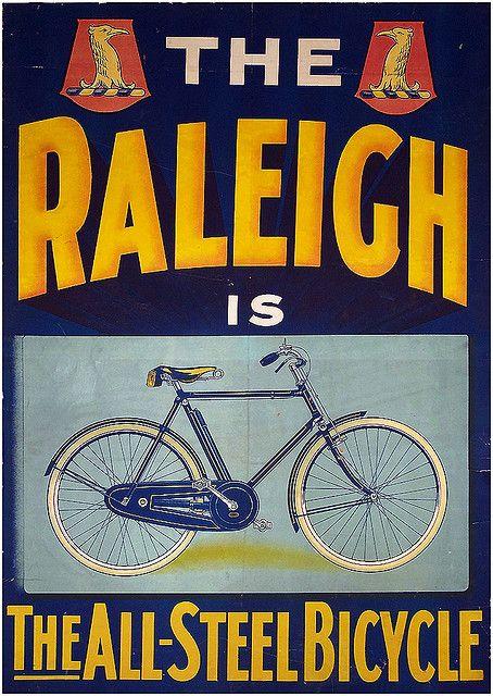 Raleigh Sports 1965 — O Começo