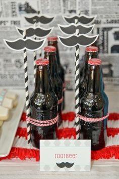 Como Fazer Festa Bigode Coca-Cola | Como Fazer Festas