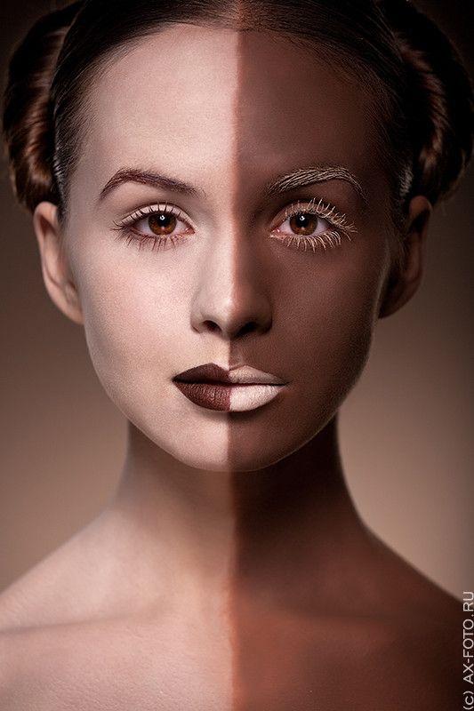 "Photo ""Milk Chocolate"" by Alexander Khokhlov | Artistic Makeup"