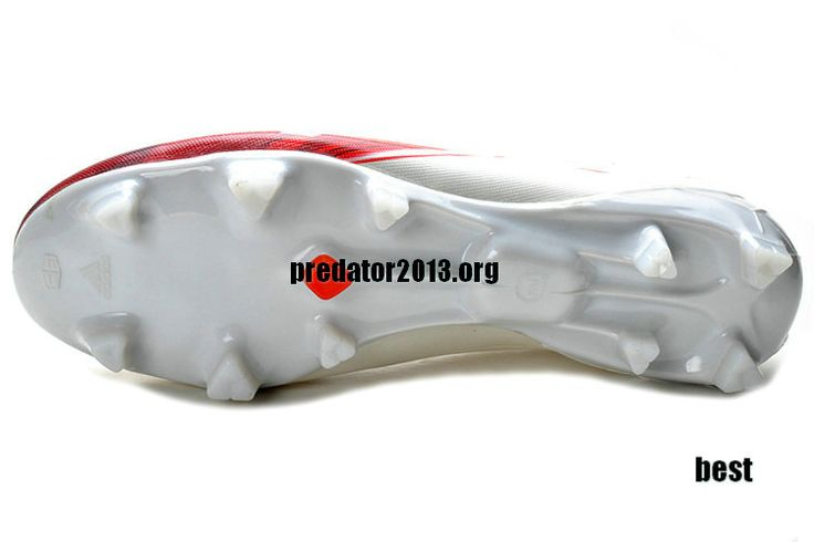 Cheap Football Cleats 2013 Adidas F50 Adizero TRX FG Messi Limited Soccer Cleats - Pearl White Wine Red