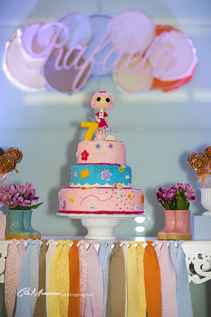 Lalaloopsy Party Decoration