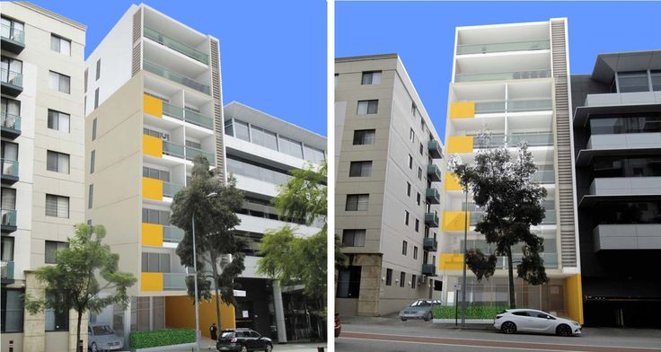 Archiplan // Hay Street East Perth // Short Stay and Long Stay Apartments