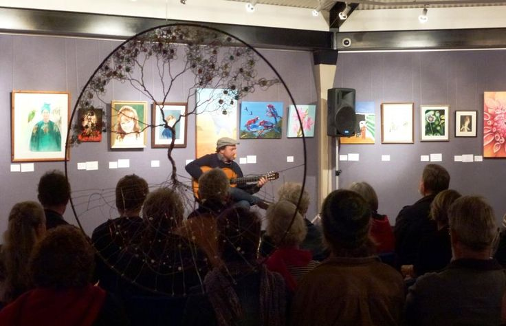 Andrew Vievers Concert at the Tableland Regional Gallery