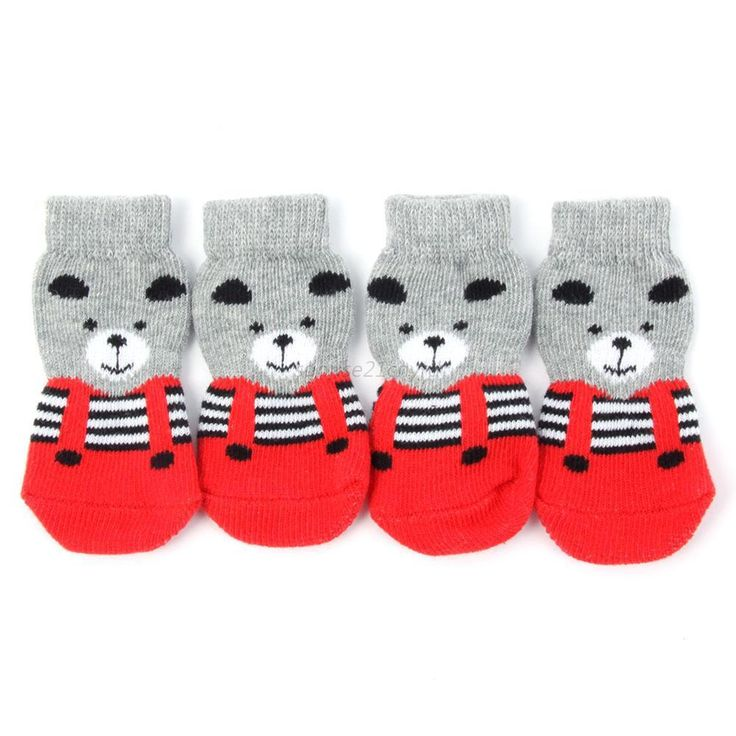 4pcs/set Cute Panda Bear Dog Pet Non-Slip Bottom Socks Shoe Puppy Cat Warm Sock S/M/L/XL // FREE Shipping //     Buy one here---> https://thepetscastle.com/4pcsset-cute-panda-bear-dog-pet-non-slip-bottom-socks-shoe-puppy-cat-warm-sock-smlxl/    #hound #sleeping #puppies