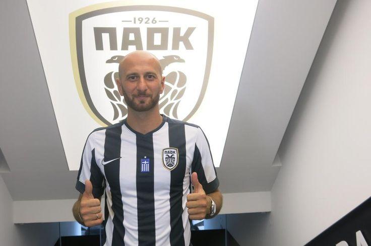 Παίκτης του ΠΑΟΚ ο Δημήτρης Παπαδόπουλος