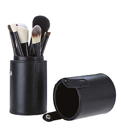 Ularma Unité centrale livre maquillage pinceaux titulaire brosse cosmétiques porte-conteneurs cylindre: Tweet Le forfait comprend: pinceau…