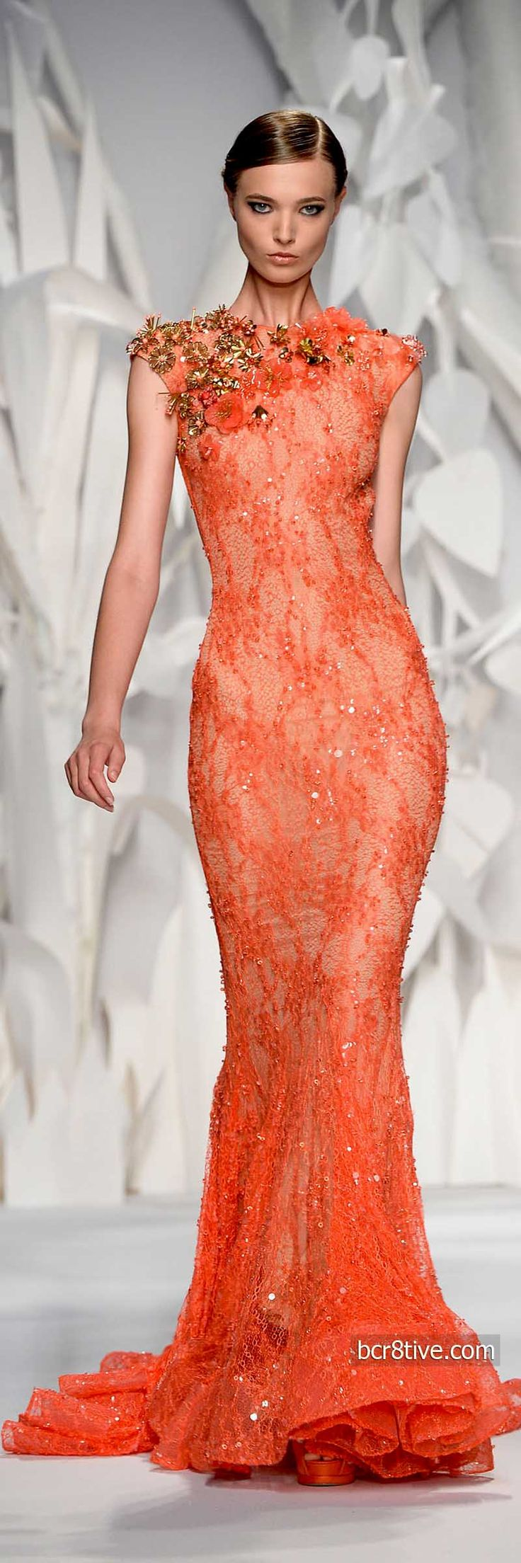 Abed Mahfouz Fall Winter 2014 Haute Couture Collection