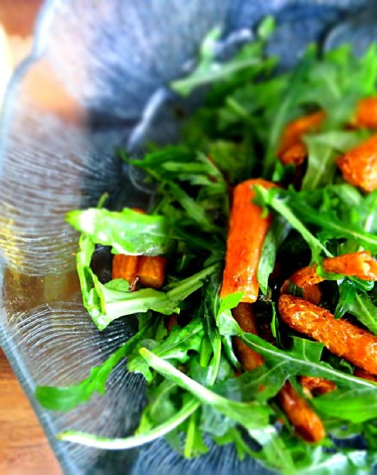 Low FODMAP and Gluten Free - Roasted Baby Vegetable Salad  http://www.ibssano.com/low_fodmap_recipe_baby_veg.html