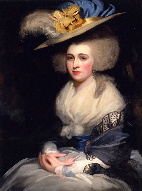 2nd First Lady, Abigail Adams Smith, 1784, President John Adams wife and #2, First Lady of the White House. Mother of John Quincy Adams our 6th president.