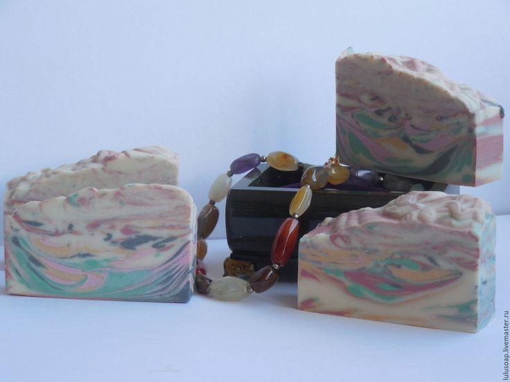 Купить Натуральное мыло с нуля Шелковый путь - натуральное мыло с нуля, для сухой кожи