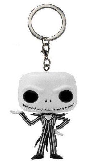 Llavero Jack Skeleton. El extraño mundo de Jack - portal #Ñoño