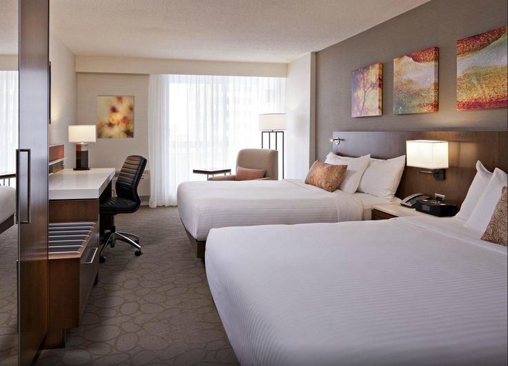 All the Delta Winnipeg's rooms are newly refinished offering the ideal balance between comfort and design