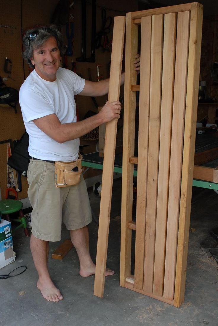 There are a few different ways to build sauna benches, and here's a play by play on my favorite. Keep in mind: Hide the knots Hide your screws Make your benches about 1/4″ less in lengt…