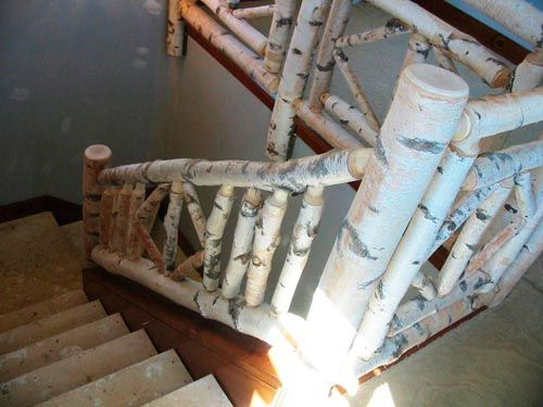 Best 11 Best Birch Railing Images On Pinterest Banisters 400 x 300