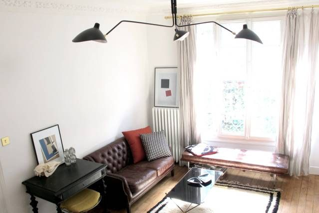 Just renewed lovely designer's appartement - Apartments for Rent in Paris, Île-de-France, France