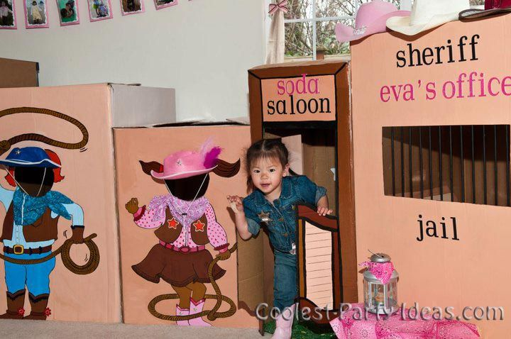 Cowgirl Birthday Party Ideas   Coolest Party Planning Ideas from Contest Winners - Hall of Fame
