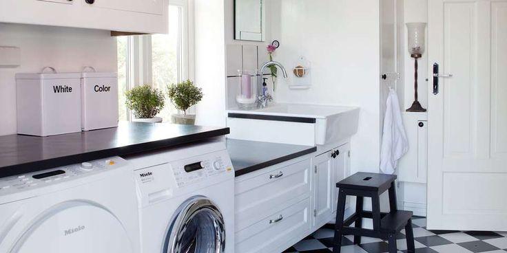 Gjør vaskerommet til et drømmerom å være på.