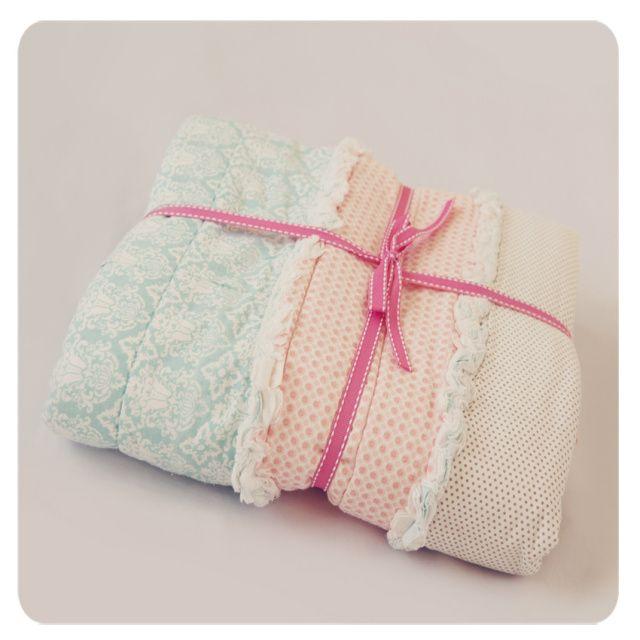 Myah Cot Blanket