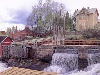 Verla Mill Museum and Village (Verlan Tehdasmuseo ja Ruukkikylä): Jaala, Kouvola, Finland