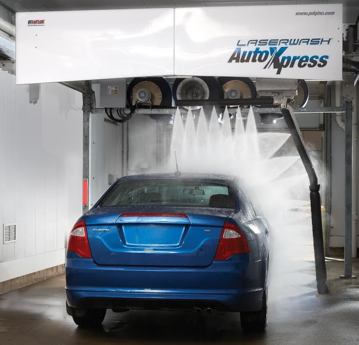 Taking Advantage of Advancements in Touchless Car Washes | Dealer ...