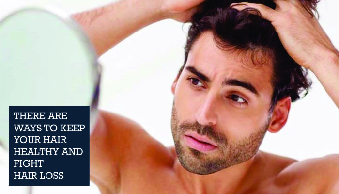 There are ways to keep your hair healthy and fight hair loss Read more: https://goo.gl/ZD7HtD #Healthy #Hair #Care #Growth #PRP #Scalp #HairTransplant #Delhi #DrSoodsClinic