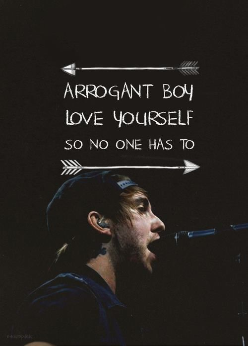 Therapy // All Time Low // ATL // Lyrics // Quote ...