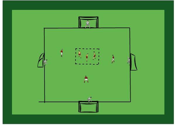 Exercices de football » ECOLE DE FOOTBALL (12)