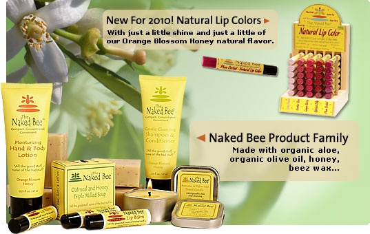The Naked Bee Products 89