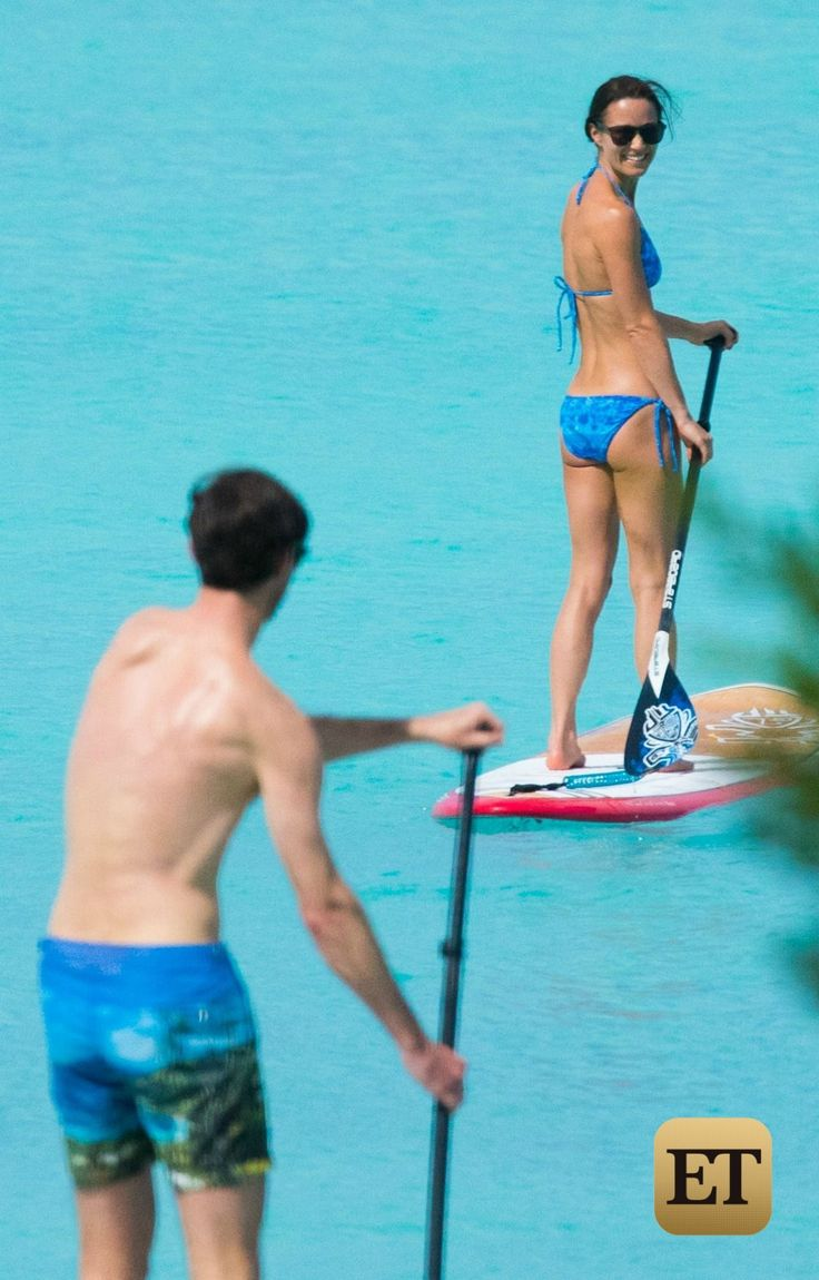 EXCLUSIVE: Pippa Middleton and James Matthews Enjoy Tropical Honeymoon -- See the Pics!