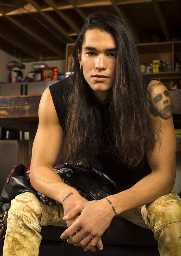 Booboo Stewart Photographed By Lowell Taylor Actor