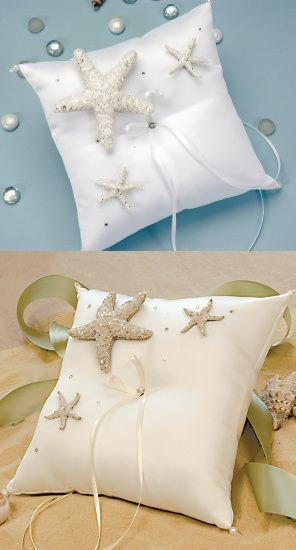 Beach Collection Ring Pillow. Cheap Beach WeddingBeach Wedding FavorsBeach  WeddingsWedding ...