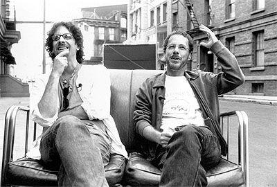 Joel and Ethan Coen // Film directors, producers, screenwriters, editors, cinematographers