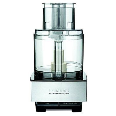 Dream food processor! Cuisinart DFP-14BCNY 14-Cup Food Processor, Brushed Stainless Steel