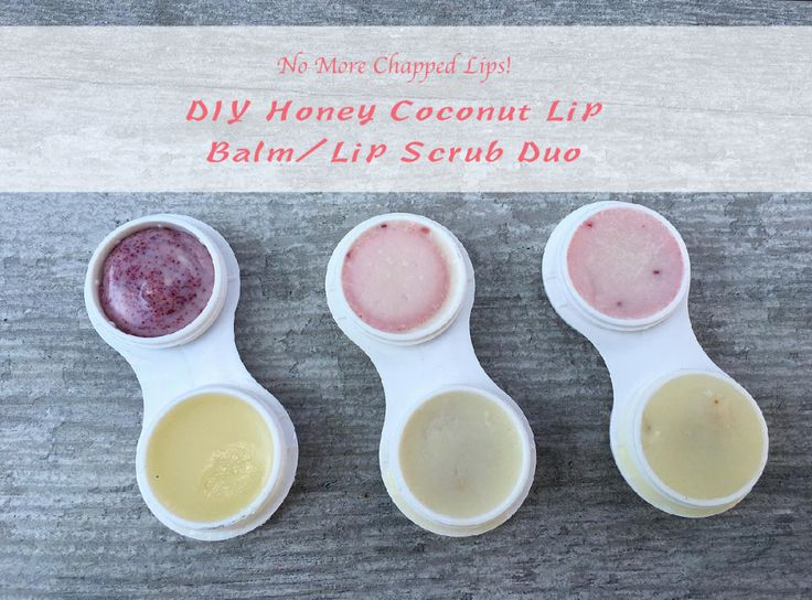 This is my DIY honey and coconut lip balm and lip scrub. I love this duo because it is perfect for the dry chapped lips that happen during summer time. I'm obsessed with this DIY product!