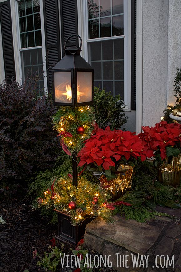 171 best christmas lights ideas and more images on pinterest christmas porch the home depot challenge mozeypictures Images