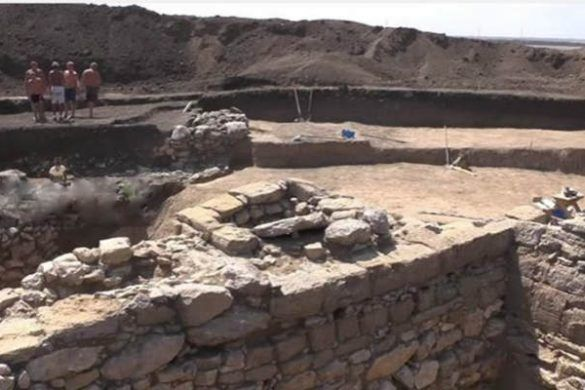 AWAKENING FOR ALL: Ancient Greek Fortress Over 2,000-years-old Discov...