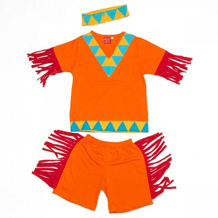 Πιτζάμα Ινδιάνος 2 ετών — lamajama — Babyglitter