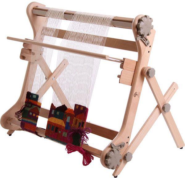 Métier à tisser et à tapisserie d'Ashford