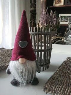 Christmas gnome  <3