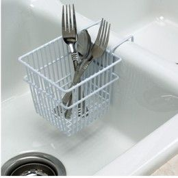 The Container Store > Double Sink Basket