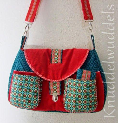 Pepita Bag farbenmix Ebook sewing instructions