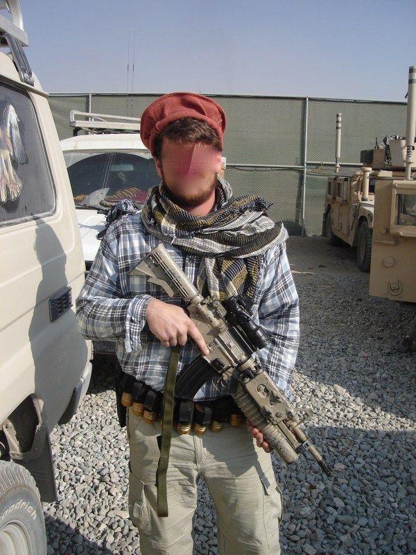 CIA/SAD Operator in Afghanistan