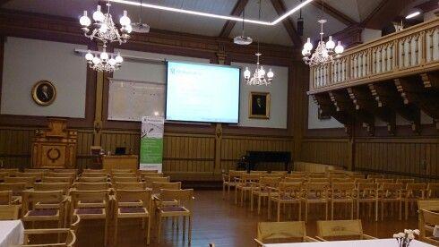 Seminarium 212. Old campus.