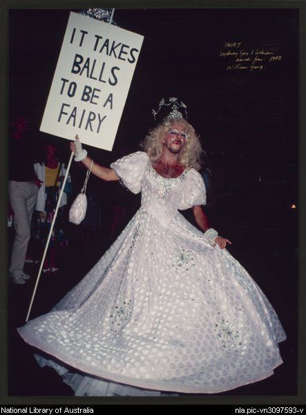 The Dictionary of Sydney's history of the Sydney Gay & Lesbian Mardi Gras. http://www.dictionaryofsydney.org/entry/gay_and_lesbian_mardi_gras