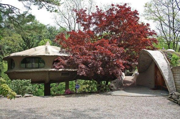 House of the Week: The Mushroom House | Zillow Blog  http://TeamCharlton.com