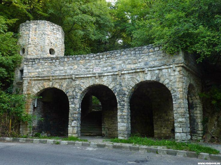 Pécs - dömörkapu