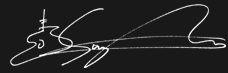 Sungha Jung Signature